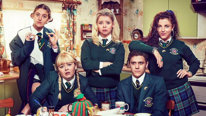 'Derry Girls' Is Finally Coming To UK Netflix Next Month