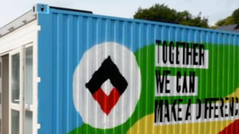 Shipping Containers Are Being Turned Into Homes For The Homeless