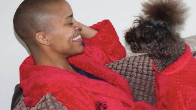 You Can Now Get Matching Bathrobes For You And Your Dog