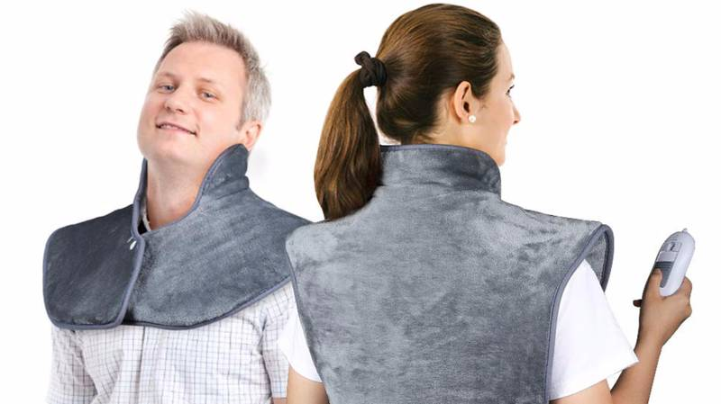 You Can Wear This Heating Pad Under Your Coat And No One Will Know