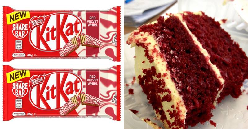 You Can Now Get KitKat In Red Velvet Flavour And We Need It Immediately
