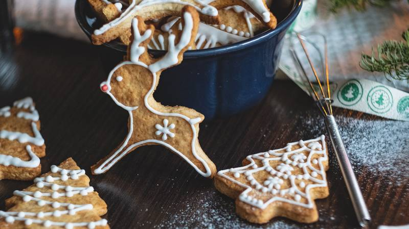 Christmas Cookies Officially Voted The Best Christmas Food