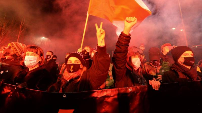 Poland Enforces Controversial Ban On Nearly All Abortions