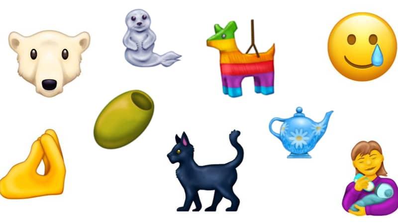 Over 100 New Emojis Are Coming Including A Dodo And A Piñata