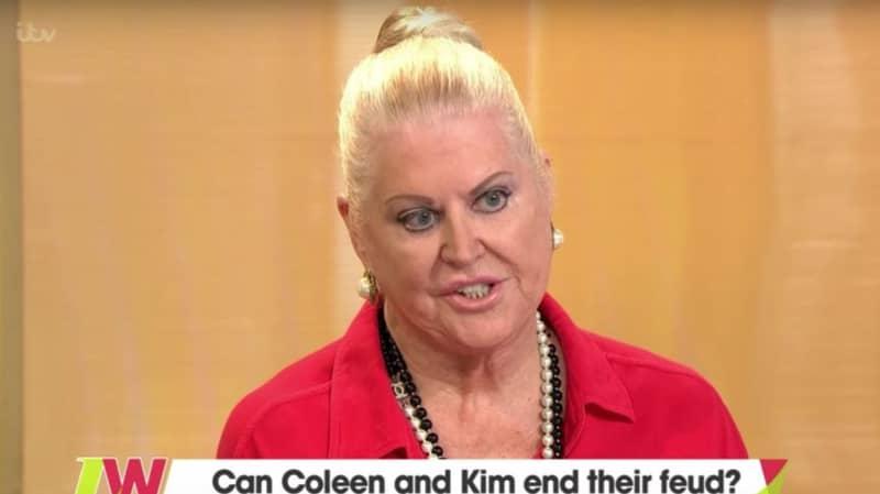 Kim Woodburn Demands Loose Women Bosses Fire Coleen Nolan After Savage Fight