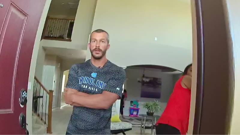 The Chilling Body Language That Gave Chris Watts Away In Police Bodycam Footage