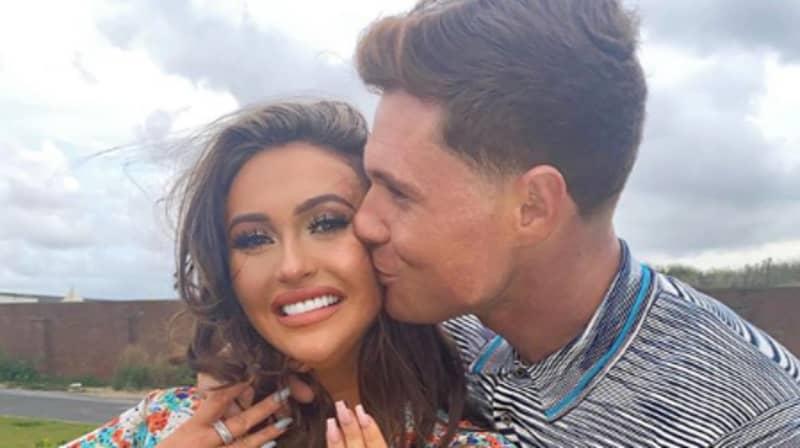 Pregnant Charlotte Dawson Announces She Is Engaged