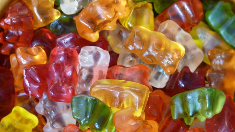 People Are Getting Gummy Bear Nails And We're Obsessed