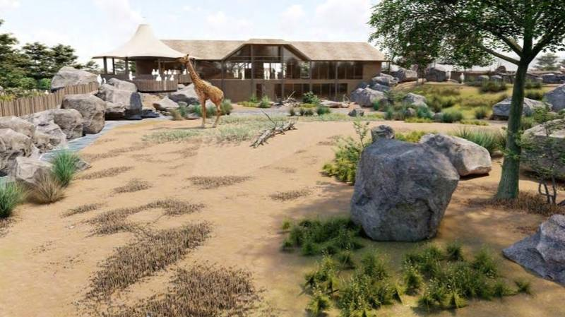 Chester Zoo Planning Lodges So Guests Can Stay The Night