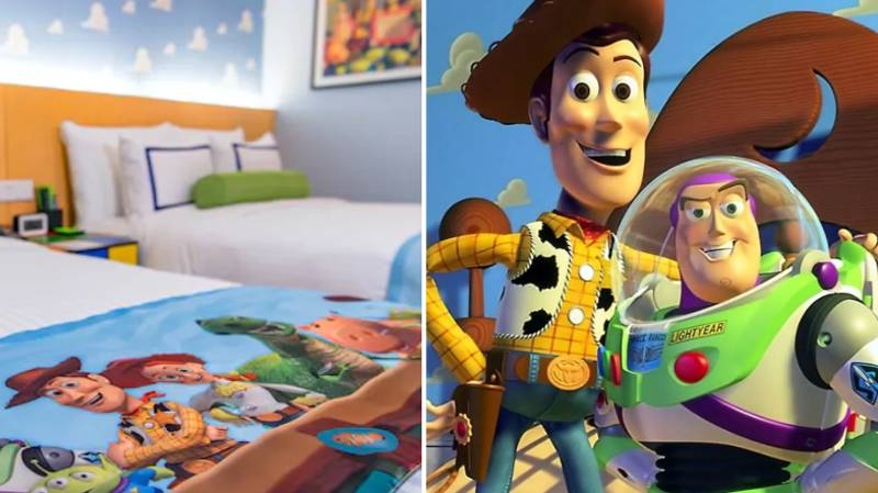 A Toy Story-Themed Hotel Is Coming To Tokyo Disney Resort