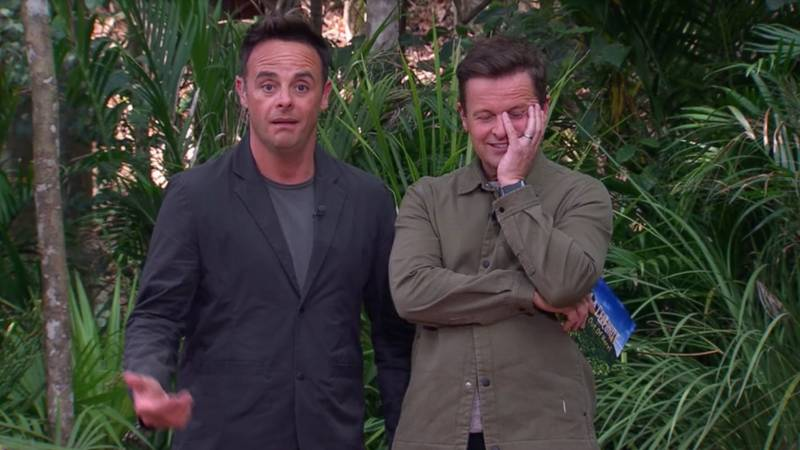 'I'm A Celeb' Fans Fuming At James and Ian For Snapping At Ant And Dec