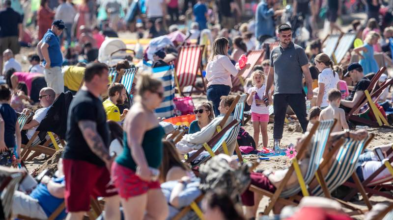 Britain 'Set To Be Hotter Than Ibiza' This Weekend