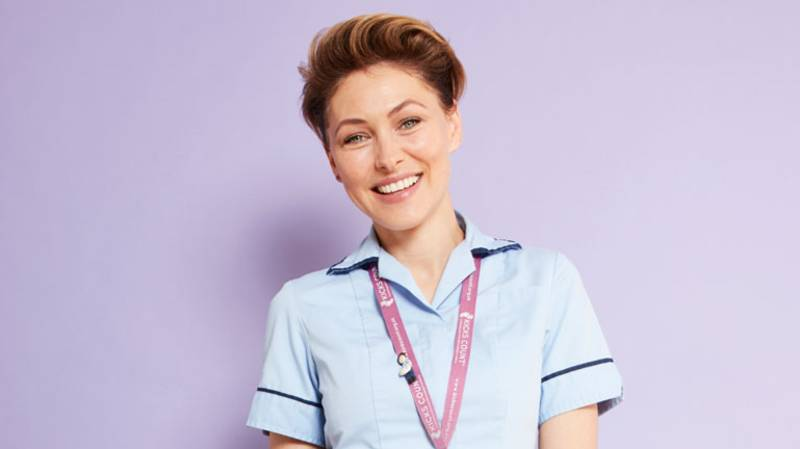 Emma Willis Fainted 'Foaming' At The Mouth During Filming For New Show