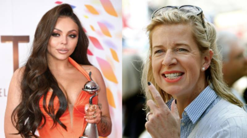 Katie Hopkins Came For Jesy Nelson And Little Mix Fans Are Not Having It