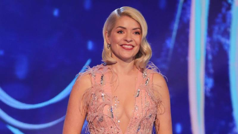 ITV Dancing On Ice: Viewers Complain To Ofcom Over Holly Willoughby's Dress