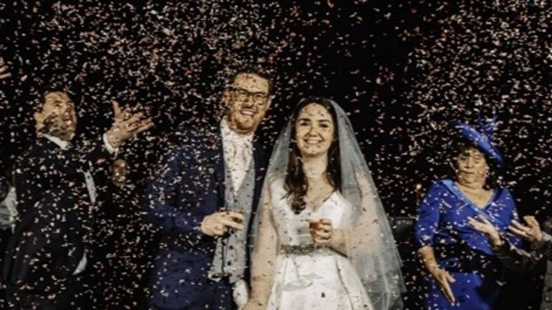 Couple Plan Their Wedding In Just Three Hours To Avoid It Being Cancelled By Tier 4 Restrictions