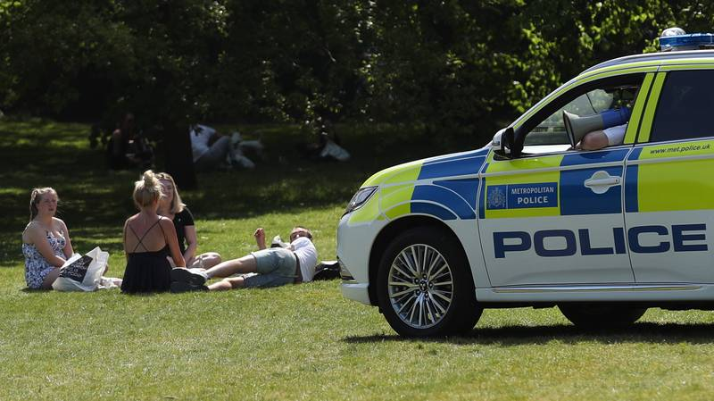 Police Lockdown Fines To Increase To £100 From Wednesday