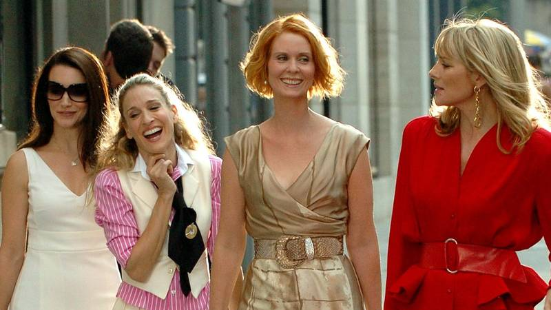 Sex And The City Might Be Getting A Reboot And OMG