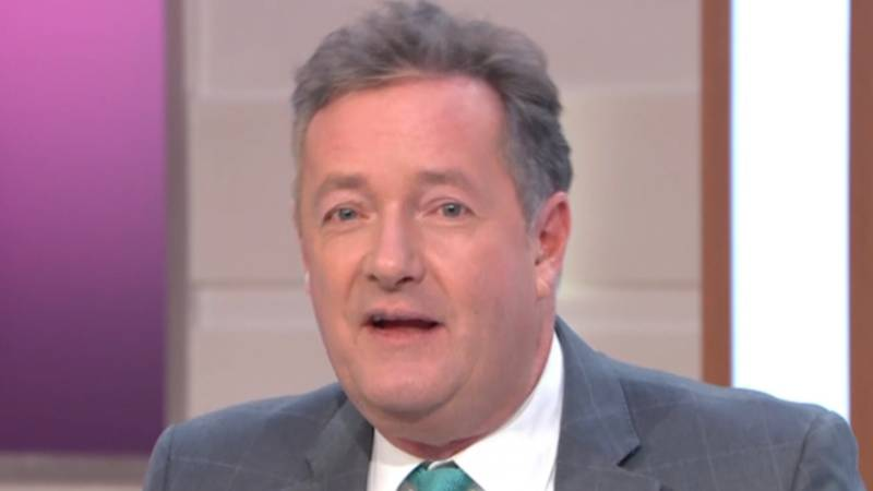 Holly Willoughby's Perfect Response As Piers Morgan Makes Dig About Her Outfit