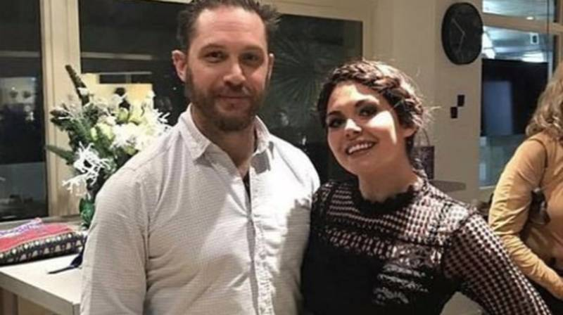 Scarlett Moffatt Reveals Unlikely Friendship With Tom Hardy