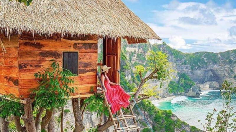 You Can Stay In A Stunning Treehouse In Bali For £30 Per Night