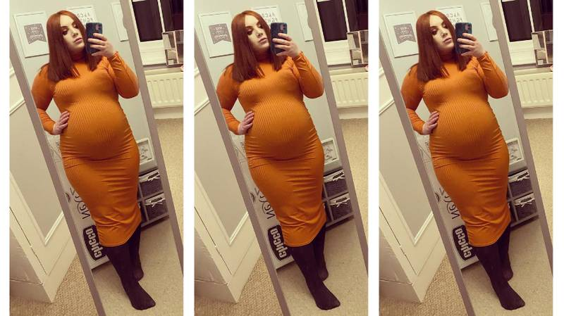 'I Haven't Lost A Single Pound Since Giving Birth - And That's Totally OK'
