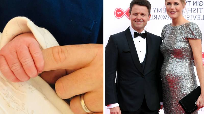 Declan Donnelly's Wife Ali Astall Gives Birth To Baby Girl