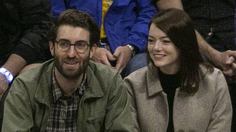 Emma Stone Announces She's Engaged To Boyfriend Of Two Years