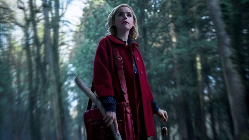 The Chilling Adventures Of Sabrina Is Receiving Amazing Reviews