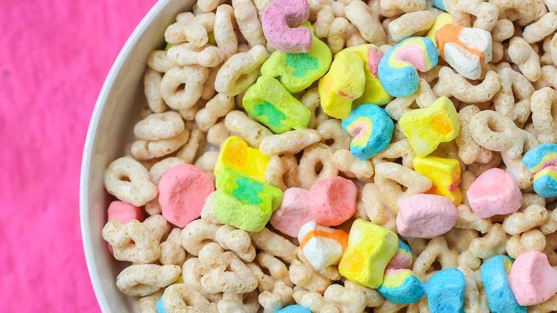ASDA Launches American Range Including Lucky Charms And Fruit Loops