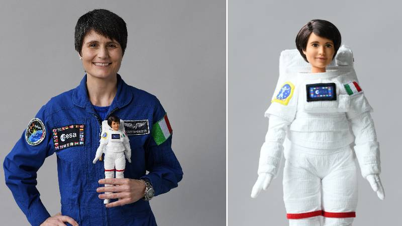 Barbie And ESA Launch Collaboration To Encourage Girls To Become Scientists