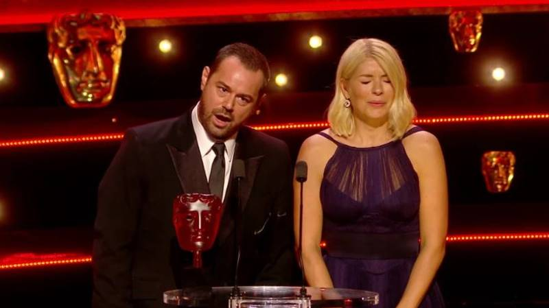Danny Dyer Swears While Presenting BAFTAs With Holly Willoughby