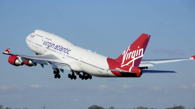 Virgin Atlantic Tells Staff To Take Eight Weeks Off Unpaid Due To Coronavirus