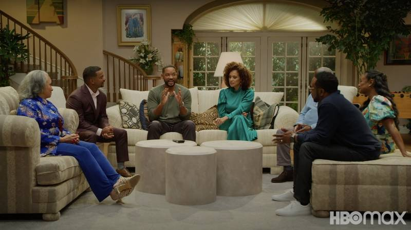 Fresh Prince Cast Burst Into Tears As They Pay Tribute To Uncle Phil