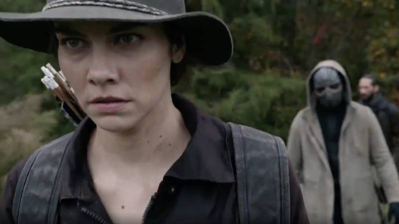 Trailer Drops For The Walking Dead Season 10
