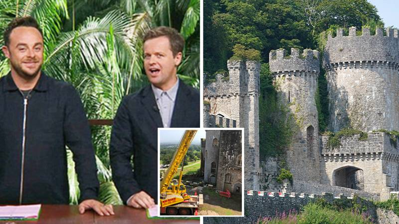 Construction Workers Have Been Spotted On Rumoured New 'I'm A Celeb' Location