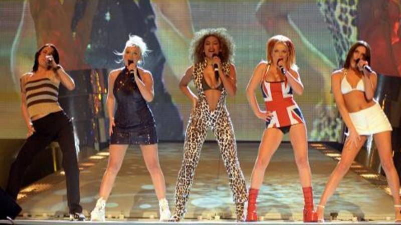 ​Woman Finds Old Photo From Spice Girls Concert With Girl Dressed As Baby Spice Who Is Now A Hollywood Star