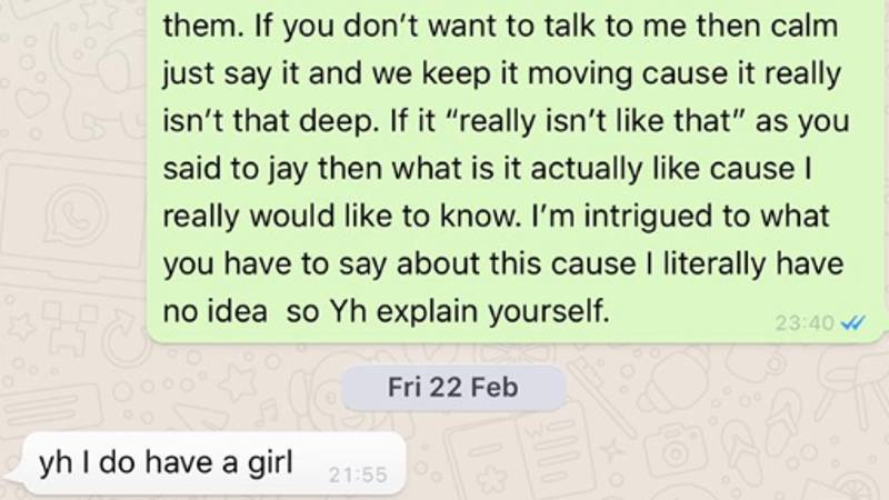 Women Share Brutal One-Liners Received From Men After Sending Paragraphs
