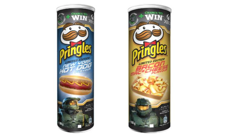Pringles Launches New Macaroni Cheese Flavour
