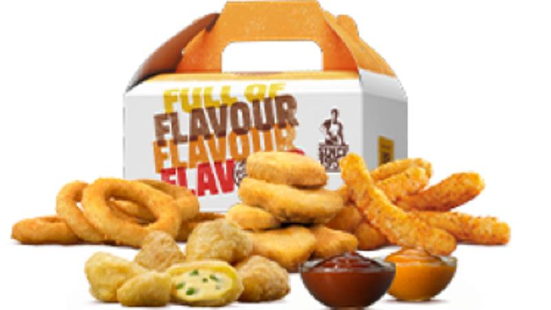 Burger King Announces The Return Of Chicken Fries Alongside A Brand New Share Box