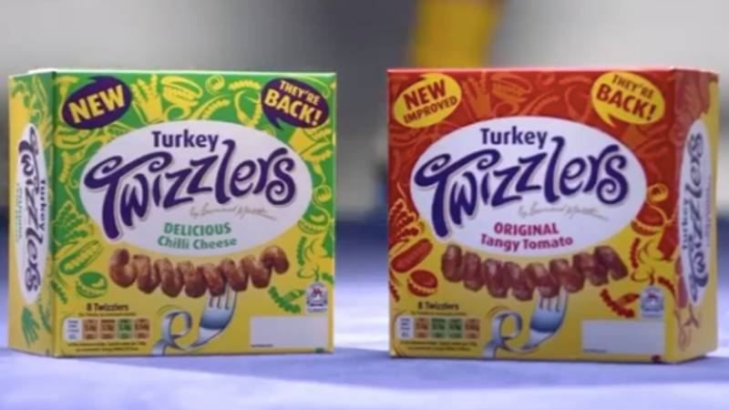 PSA: The New Turkey Twizzlers Officially Land In Store On Thursday