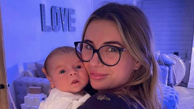 Dani Dyer Hits Back At Mummy-Shamers After Receiving 'Mad' Number Of Private Messages From Strangers