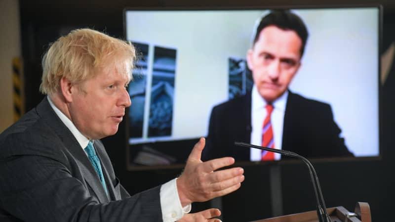 Boris Johnson Apologises As He Does U-Turn On Household Mixing Rules