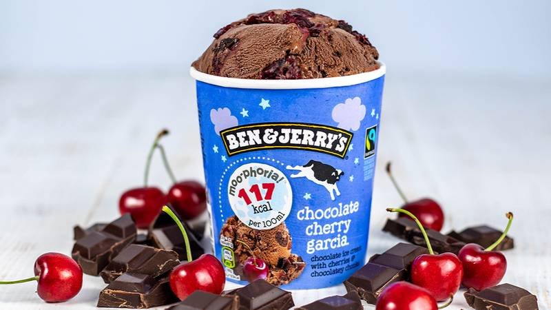 A New Ben & Jerry's Chocolate Cherry Ice Cream Is Coming