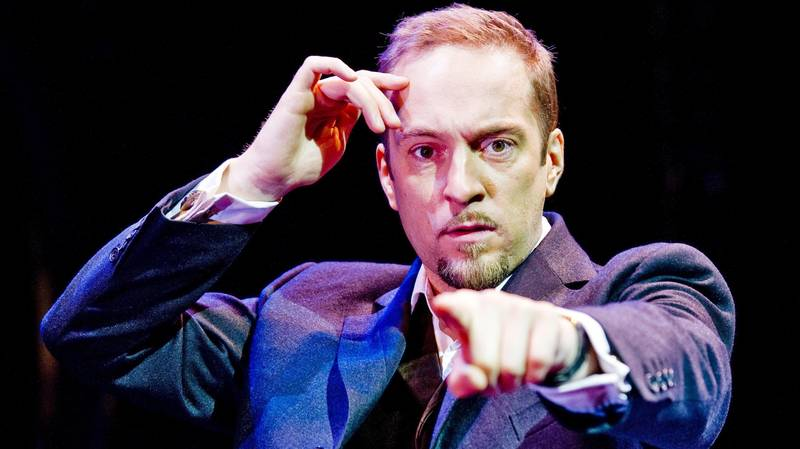Derren Brown Returns To TV With A Two Hour Live Show This Summer