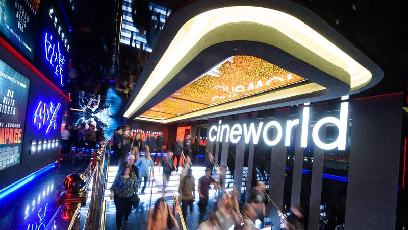 Cineworld Announces Reopening Dates For Cinemas And We Can't Wait