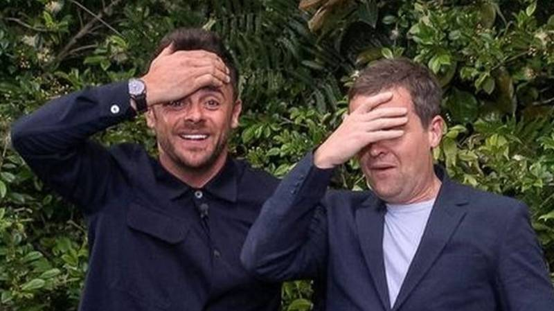'I'm A Celeb' Viewers Distracted As They Get An Eyeful Of Declan Donnelly's 'Bulge'