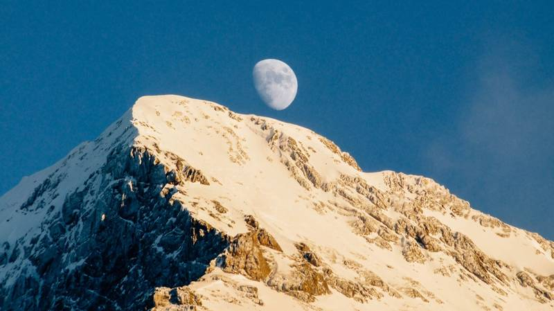 There's A Snow Moon On Saturday And Here's How To See It