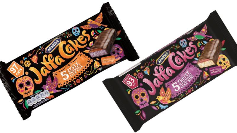 McVitie's Jaffa Cakes Launch New Spooky Flavours For Halloween