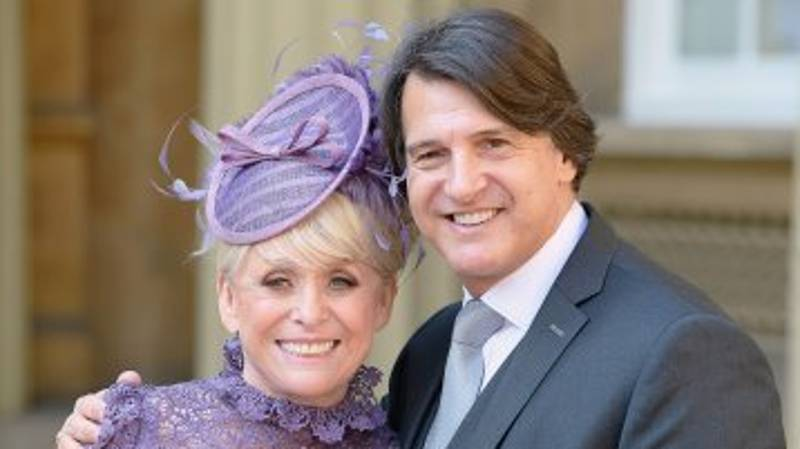 Dame Barbara Windsor's Husband Says That Alzheimer's Disease Is Making Her Forget Him